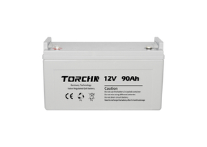 Solar battery 12V 90Ah AGM battery Gel lead acid battery